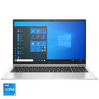 "Laptop ultraportabil HP EliteBook 850 G8 cu procesor Intel Core i5-1135G7 pana la 4.20 GHz, 15.6"", Full HD, 16GB, 512GB SSD, Intel Iris Xe Graphics, Windows 10 Pro, Silver,"