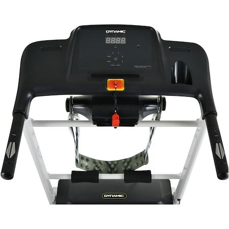 Banda alergare Dynamic A400, 2 HP, 12 km v-max, cu banda-aparat pentru masaj
