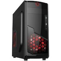 Serioux Gaming asztali számítógép AMD Ryzen™ 5 1600AF processzorral max. 3.60GHz, 8GB DDR4, 500GB SSD, Radeon™ RX 550 2GB GDDR5, No OS