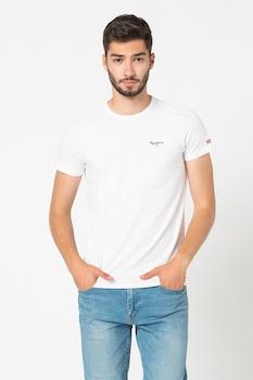 Pepe Jeans London, Original Basic kerek nyakú póló, Fehér