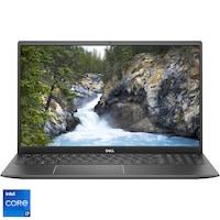 "Лаптоп Dell Vostro 5502, Intel Core i7-1165G7, 15.6"", Full HD, 8GB, 512GB SSD, NVIDIA GeForce MX330 2GB, Ubuntu, Vintage Grey"