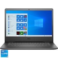 "Лаптоп Ultrabook Dell Vostro 3400, Intel Core i5-1135G7, 14"", Full HD, 8GB, 256GB SSD, Intel Iris Xe Graphics, Windows 10 Pro, Black"
