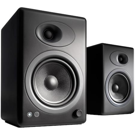 Boxe active Audioengine A5+ , Negru