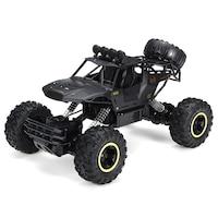 Rock Crawler 4WD távirányítós sziklamászó autó 1/12 Fekete