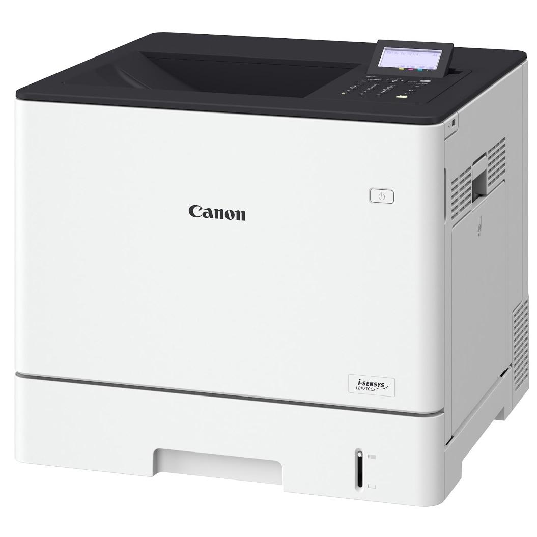 Fotografie Imprimanta laser color Canon i-Sensys LBP710Cx, A4