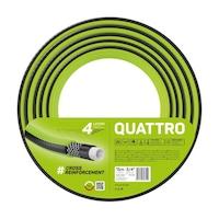 """Градински маркуч с 4 слоя Cellfast QUATTRO, 3/4"""", Армиран, 15 м дължина, UV защита"""