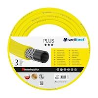 """Градински маркуч с 3 слоя Cellfast Plus, 1/2"""", Армиран, 50 м дължина, UV защита"""