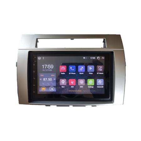 Мултимедия с навигация ZT, за Toyota Corolla, Verso 2004-2009, Android 10.1, 4+1+16
