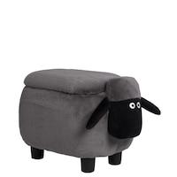 Детска табуретка Carmen овца, сив