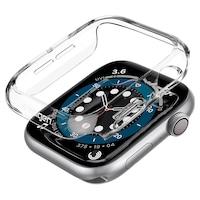 Калъф Spigen Thin Fit за Apple Watch 4/5/6/SE, 40mm, Crystal Clear