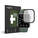 Стъклен Протектор HOFI Hybrid Glass за Apple Watch, 4/5/6/SE 40MM, Black