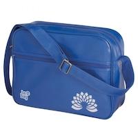 Be.Bag Messenger Herlitz kék válltáska
