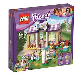 LEGO® Friends 41124 Heartlake kiskutya gondozó