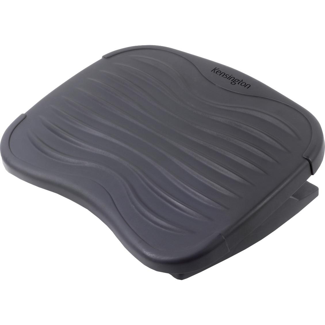 Fotografie Suport ergonomic Kensington SoleSoother, pentru picioare, inclinatie ajustabila, negru