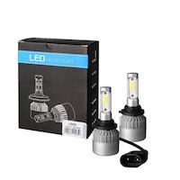 HB4-es 9006 -os LED szett C6-os új generációs COB LED-del