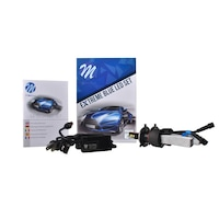 M-Tech Extreme Blue LED szett H4 6500K
