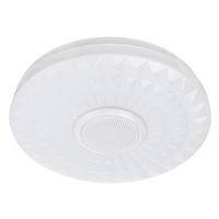 30cm 36W Bluetooth Mennyezeti Lámpa RGB Színes Hangszóróval Távirányítóval