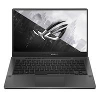 "Asus ROG Zephyrus GA401IU-HE212 14"" 120Hz FullHD Gaming laptop, AMD Ryzen™ R9-4900HS, 16GB, 512GB M.2 SSD, GeForce GTX 1660 Ti Max-Q Design 6GB, FreeDOS, Magyar billentyűzet, Szürke"