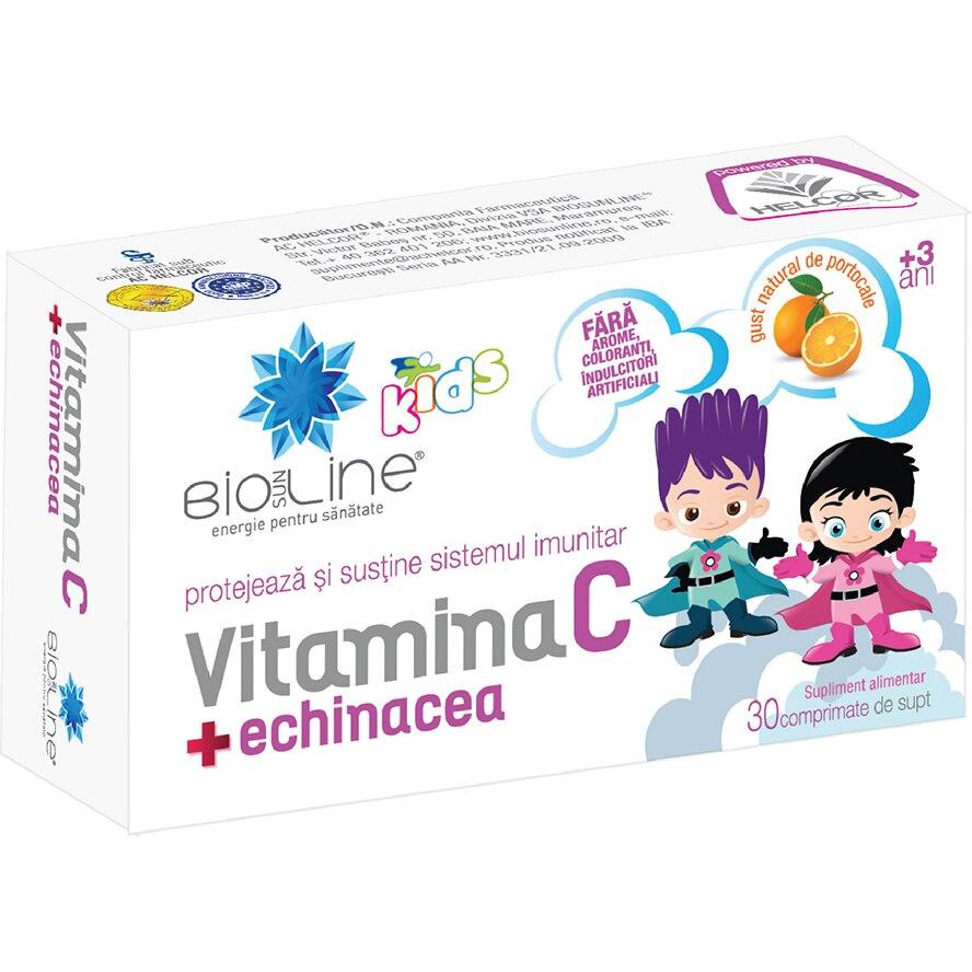 echinaceea cu vitamina c