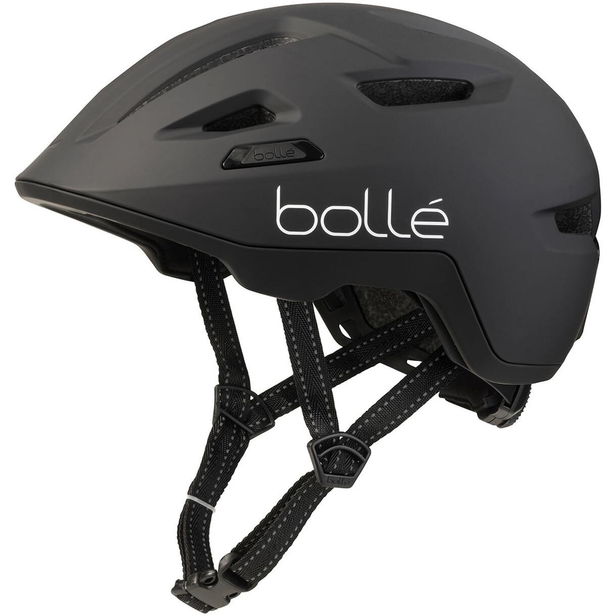 Fotografie Casca ciclism Bolle Stance Matte Black, 55-59cm