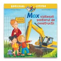 Max viziteaza santierul de constructii, Christian Tielmann, Sabine Kraushaar