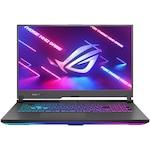 "Лаптоп Gaming ASUS ROG STRIX G17 G713IE-HX014, AMD Ryzen™ 7 4800H, 17.3"", Full HD, RAM 16GB, 512GB SSD, NVIDIA® GeForce® RTX™ 3050 Ti 4GB, No OS, Eclipse Gray"