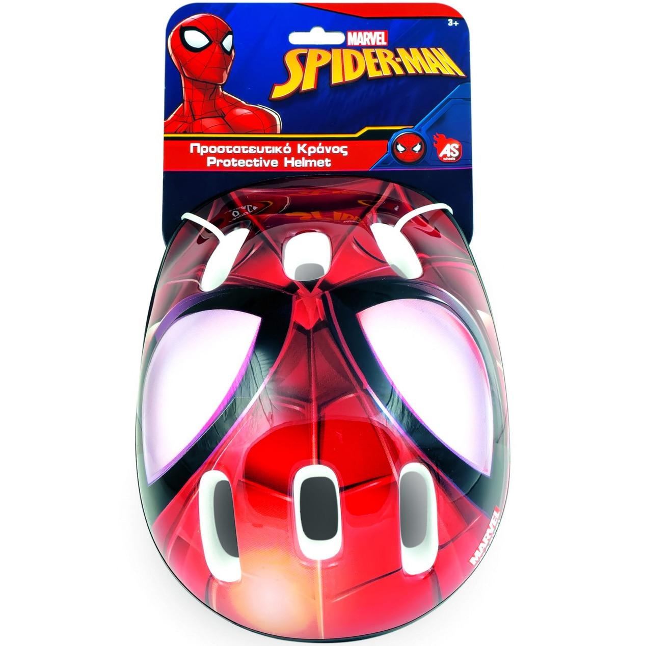 Fotografie Casca de protectie AS Spiderman, 3+ ani