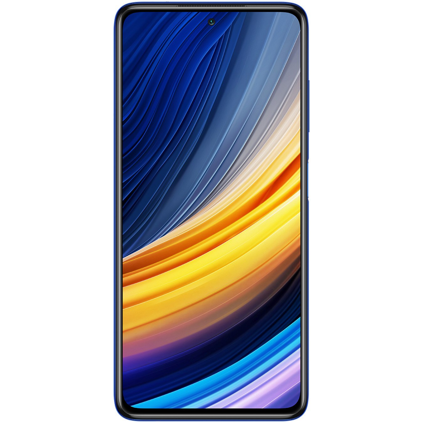 Fotografie Telefon mobil POCO X3 PRO, Dual SIM, 128GB, 6GB RAM, 4G, Frost Blue