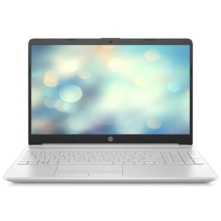 Лаптоп HP 15-dw3004nu с Intel Core i3-1115G4 (3.0/4.1GHz, 6M), 16 GB, 512GB M.2 NVMe SSD, Intel UHD Graphics Xe, Windows 10 Pro 64-bit, Сребрист