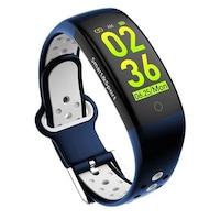 SoVogue Aktivitásmérő, Bluetooth 4.0, TFT, 9 funkció, Android iOS, IP68, kék