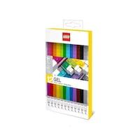LEGO Gél tollak, 12 darab, Sokszínű