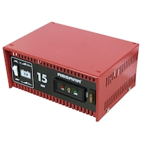 Absaar akkumulátortöltő 15A - 12V