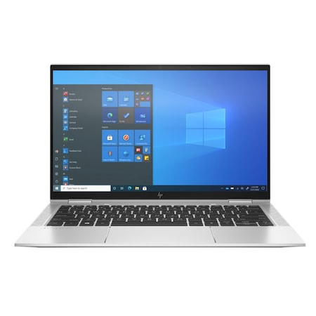 "Лаптоп HP EliteBook x360 1030 G8, 336L1EA.250SSD, 13.3"", Intel Core i7-1165G7 (4-ядрен), Intel Iris Xe Graphics , 16GB 4266MHz LPDDR4X, Сребрист"