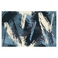 Öntapadó fotótapéta, Black & Blue, 110x170 cm