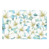 Öntapadó fotótapéta, Fehér liliom, 110x170 cm