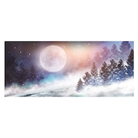 Öntapadó fotótapéta, A nagy hold, 90x200 cm