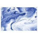 Öntapadó fotótapéta, Blue & White, 110x170 cm