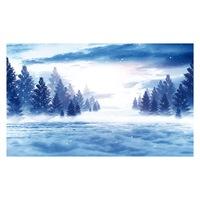 Öntapadó fotótapéta, A titokzatos erdő, 110x170 cm