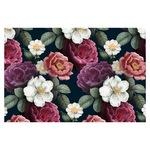 Öntapadó fotótapéta, Pünkösdi rózsa, 110x170 cm