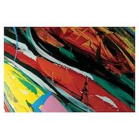Öntapadó fotótapéta, Absztrakt festmény, 130x200 cm