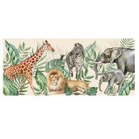 Öntapadó fotótapéta, Szafari, 90x200 cm