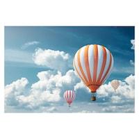 Öntapadó fotótapéta, Légballon, 110x170 cm