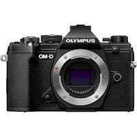 Фотоапарат Мirrorless Olympus E-M5 Mark III body, 20.4MP, Micro 4/3, IS вграден 5 axe, 4K, HighRes shot, Pro Capture, Черен
