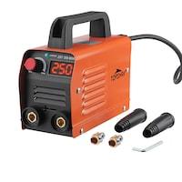 Audew, MIG Hegesztőgép, Hegesztési áram 20-250A, Hegesztő pálca 1.6-2.5 mm, 6kg, Kiegészítők
