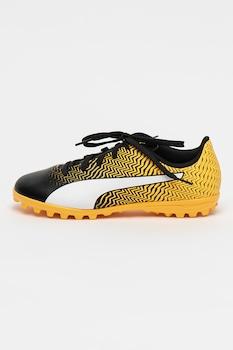 Puma, Футболни обувки Rapido II TT, Оранжев/Черен