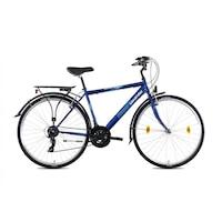 Kerékpár Landrider Schwinn Férfi 21 SP Kék