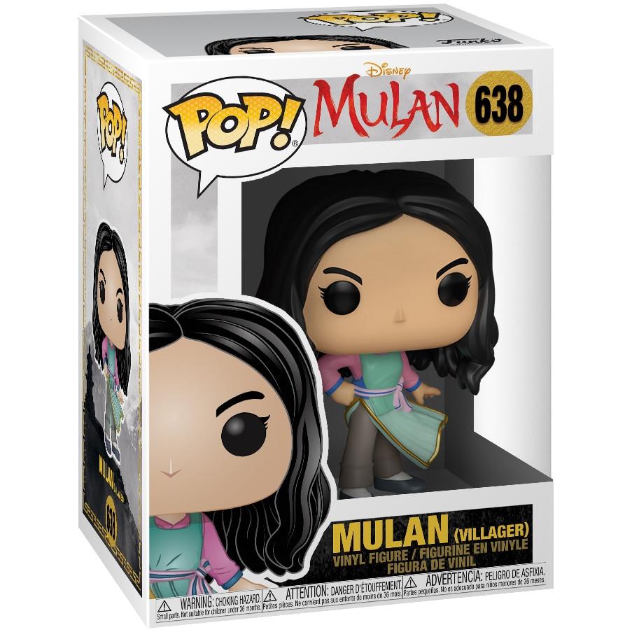 Fotografie Figurina Funko POP! Disney - Mulan Villager 638