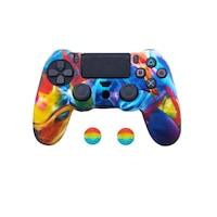 PS4 sorozat - Kontroller szilikon és joystick gomb -Art