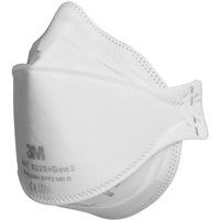 3M Aura 9320D FFP2 NR D szelep nélküli maszk 10 darab