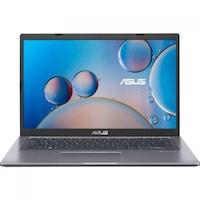 "Laptop ultraportabil ASUS VivoBook 14 M415UA, AMD Ryzen 5 5500U pana la 4.00 GHz, 14"", Full HD, 8GB, 512GB SSD, AMD Radeon Graphics, No OS, Slate Grey"